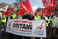 Unite The Union Sector Conference